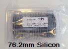 3 inch silicon wafer