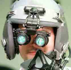 Indium Phosphide in Night Vision Goggle
