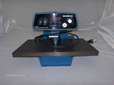image of ade 6033 wafer tester