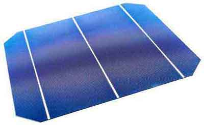Thin Silicon Solar Cell